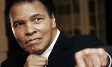 Princas Charlesas sulaukė legendinio boksininko Muhammado Ali pagyrimo