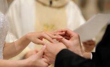 Lietuvoje daugėja santuokų