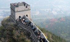 Susitikimas su rusais ant Didžiosios Kinų sienos: jei gerbi - išgerk