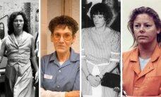 Moterys, kurios žudo: garsiausios serijinės žudikės