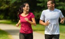 Norint paskatinti smegenų veiklą patariama sportuoti