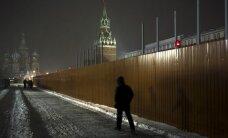 Šeštadienį aptems Kremlius