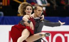 I. Tobias ir D. Stagniūnas pasaulio čempionate pasirodė geriau nei Sočio olimpiadoje