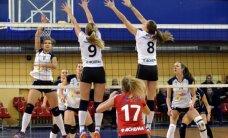 Baltijos lygoje – Lietuvos moterų tinklinio komandų pergalės