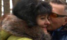 Naujajai mylimajai pasipiršęs Aleksas Lemanas kviečia buvusią žmoną užkasti karo kirvį
