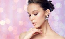 Skaisčiai ir švytinčiai veido odai
