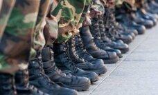 Lietuvos, Latvijos ir JAV kariai dalyvauja prieštankinėse pratybose
