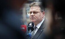 L. Linkevičius: turime būti budrūs – mumis gali žaisti