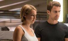 Kadras iš filmo Divergentės serija: lojalioji