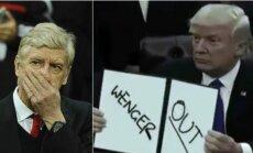 Arsene'o Wengero karjera Arsenal artėja prie pabaigos
