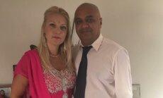 Eglė ir Lakhbir Singh