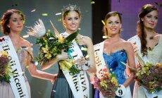 Agnė Kavaliauskaitė Mis Lietuva 2014