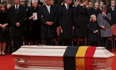 Belgijoje palaidota buvusi karalienė Fabiola