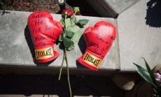Tūkstančiai gerbėjų atsisveikina su Mohammedu Ali