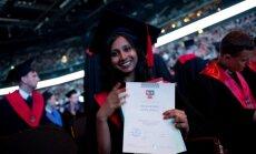 KTU Magistro diplomas