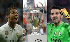 C. Ronaldo, Čempionų lygos taurė, G. Buffonas
