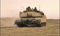 Tankas M1 Abrams