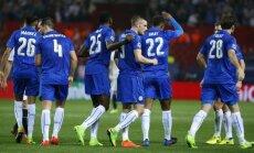 Leicester futbolininkai