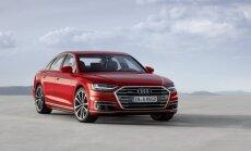 Ketvirtosios kartos Audi A8