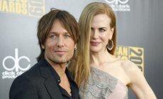 Keithas Urbanas ir Nicole Kidman