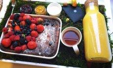 Agnės Jagelavičiūtės pusryčiai