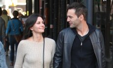 Courtney Cox ir Johny McDaidas