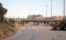 Pasibaigus Sirijos paliaubų galiojimui pagalbos siunta vis dar įstrigusi Turkijoje
