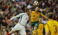 Pasaulio futbolo čempionato atranka: Lietuva – Anglija