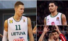 Tadui Sedekerskiui patarimus Ispanijoje dalino ir NBA žaidėjai