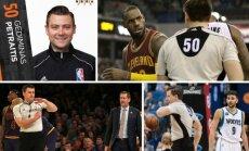 NBA teisėjas Gediminas Petraitis