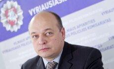 K.Lančinskas: komentarus internete stebinti policija ruošiasi ir liūdniausiam scenarijui