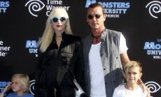 Gwen Stefani su šeima