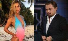 N. Adgal ir L. DiCaprio