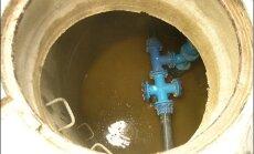 Jūražolės g. įrengtas vandentiekio šulinys
