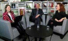 In memoriam dizaineriui E. Sidarui: pokalbio su stiliste A. Gilyte vaizdo įrašas