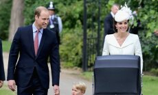 Princas Williamas, Kate Middleton, princas George'as