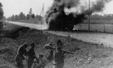 Kuršo katilas, Rytų frontas, Latvijos terit., 1944 m.