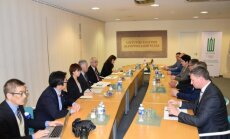LTOK vadovų ir Japonijos atstovų susitikimas