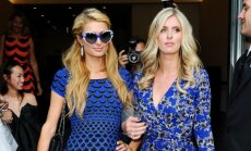 Paris Hilton ir Nicky Hilton