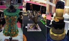 V. Žalgevičiūtės sukurti tortai