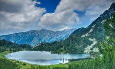 Pirino nacionalinis parkas, Bulgarija