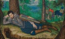 Isaacas Oliverris. Barono Herberto iš Kerburio portretas
