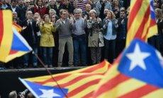 Protestas Barselonoje