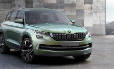 """Škoda Kodiaq"" pagrindas – ""VisionS"" prototipas"