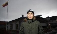 Norvegijoje gyvenantis lietuvis Evaldas Naujokas