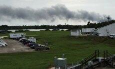 Sprogimas SpaceX