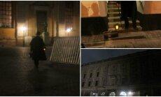 Legendomis apie vaiduoklius apipintos vietos Stokholme