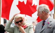 Princas Charlesas ir kunigaikštienė Camilla