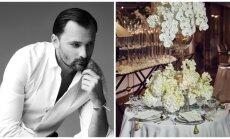 Floristas Mantas Petruškevičius: tinkamai parinktos gėlės prakalbina interjerą