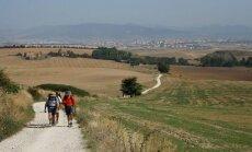 Piligrimų keliai Ispanijoje: pėsčiomis į Santjago de Kompostelą